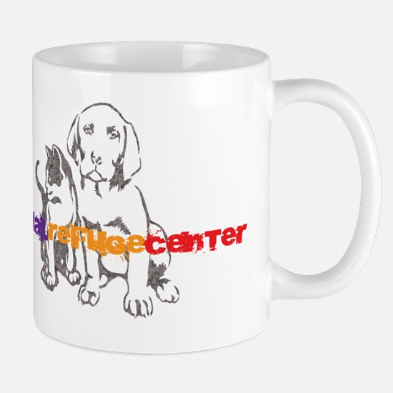arc_dog_cat_grunge Mug