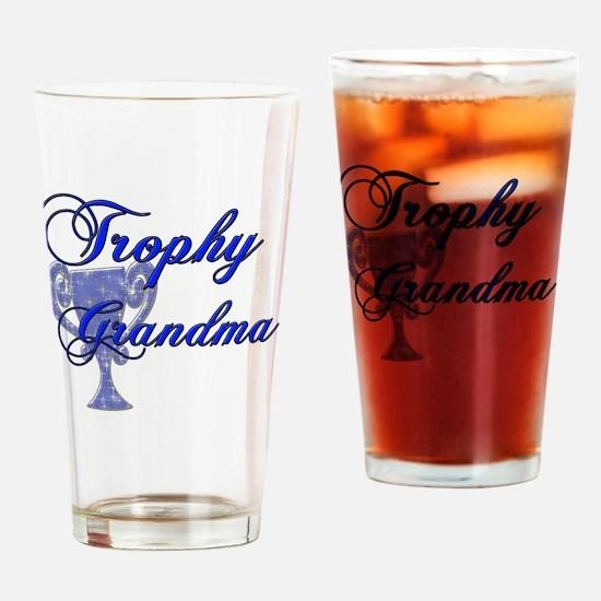 trophy grandma Drinking Glass