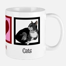 peacelovecats Mug