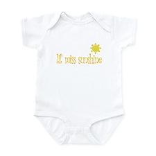lil' miss sunshine Infant Bodysuit