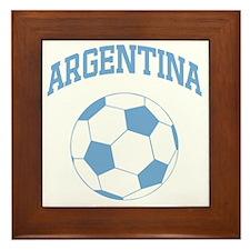 2-soccerballAR1 Framed Tile