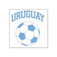 """soccerballUG Square Sticker 3"""" x 3"""""""