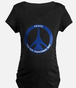 2-Peace The Old Fashioned W T-Shirt