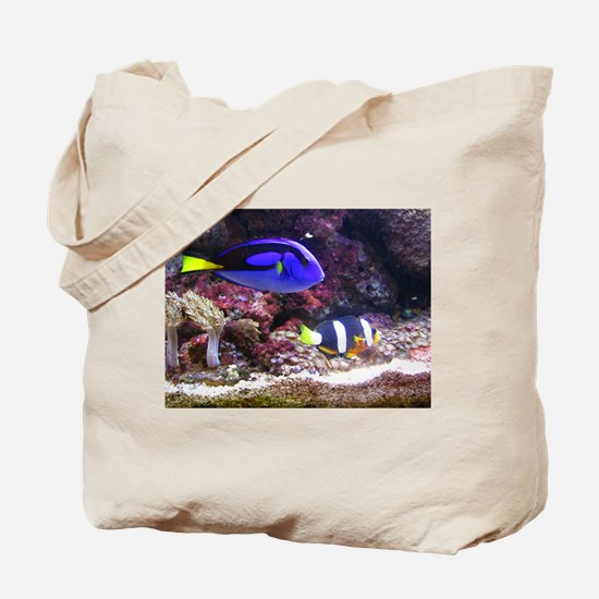 AEUC Fishies Tote Bag