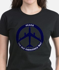 Peace The Old Fashioned Way - Tee