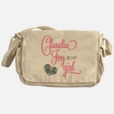 RoxyisMyGirl_ClaudiaJoy Messenger Bag