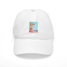 Beach Butt Baseball Cap