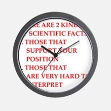 FACTS.png Wall Clock