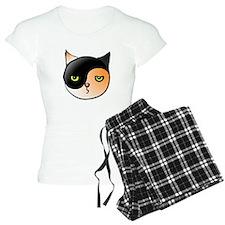 Yinyangcat3 Kopie2 Pajamas