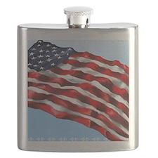 Bold Flag_mpad Flask