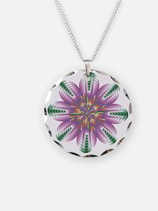 FLOWERS-1 copy Necklace