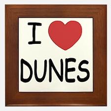 DUNES Framed Tile