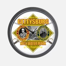 Gettysburg (battle) Wall Clock