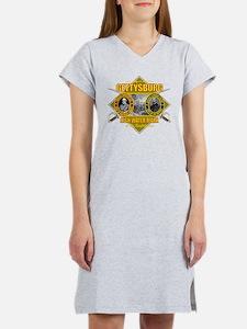 Gettysburg (battle) Women's Nightshirt