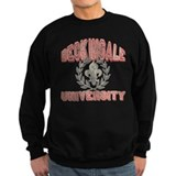 Beckinsale university Sweatshirt (dark)