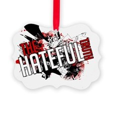 The Hateful Truth Logo Ornament