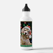 Cocker Spaniel Happy H Water Bottle
