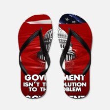23x35 GOVERNEMNT IS THE PROBLEM 02 Flip Flops