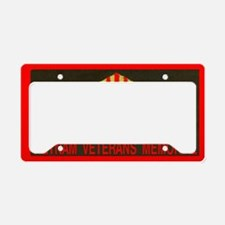 THE WALLPATCH License Plate Holder