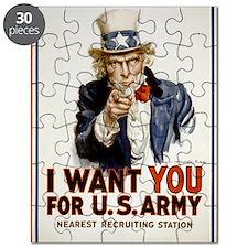 WWIIuncleSam Puzzle