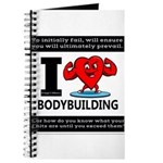 I Love Bodybuilding Journal