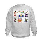 PURIM Kids Sweatshirt