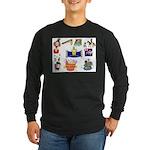 PURIM Long Sleeve Dark T-Shirt