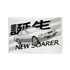 Toyota Z20 Soarer t-shirt Rectangle Magnet