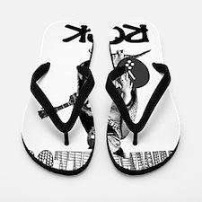 armadillosrock Flip Flops