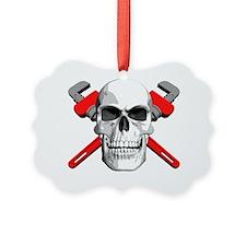 plumberskull Ornament