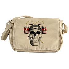 beerhelmet Messenger Bag