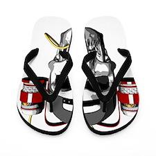beerhelmet Flip Flops