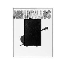 armadillosrock_blk Picture Frame