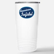 American Infidel Travel Mug