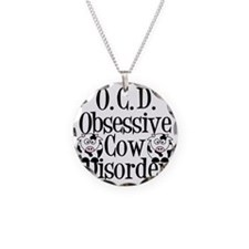 obsessivecowdisorder Necklace
