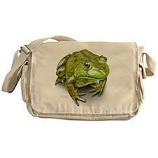 frog_eco_environment Messenger Bag
