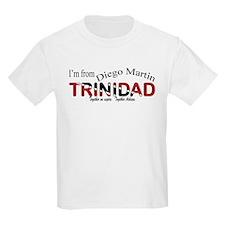 Diego Martin Trinidad Kids T-Shirt