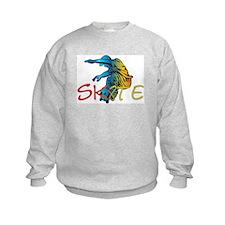 SkateBoard Sweatshirt