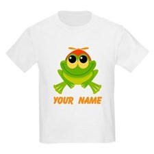 Personalized Frog Lover T-Shirt