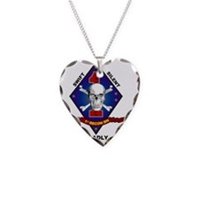 1strecon Necklace Heart Charm