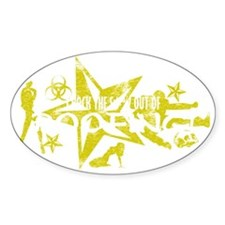 ROOFING WHT Decal