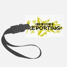 2-REPORTER Luggage Tag