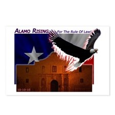 Alamo Rising Light Postcards (Package of 8)