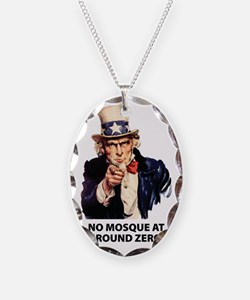 4-no mosque Necklace