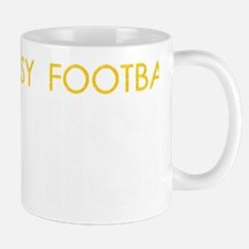 fantasy football commish_dark Mug