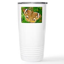 Buckeye Butterfly Photography N Travel Mug
