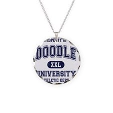 Doodle-University Necklace