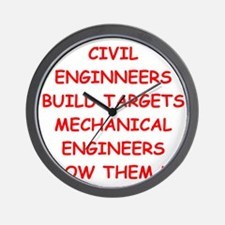 CIVIL.png Wall Clock