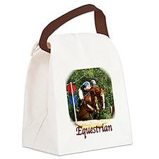 Equestrian 2010 Canvas Lunch Bag