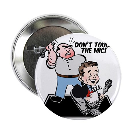 "dont-touch 2.25"" Button"